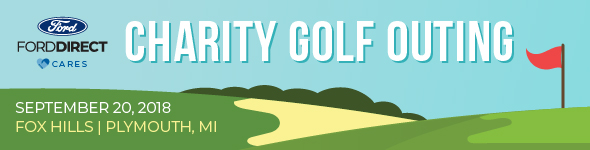 Support the FordDirect Cares Charity Golf Outing on Sept. 20!