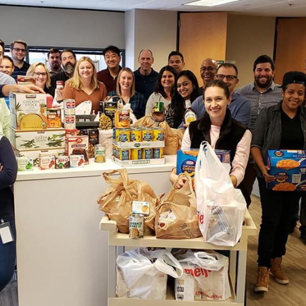 FordDirect Food Drive